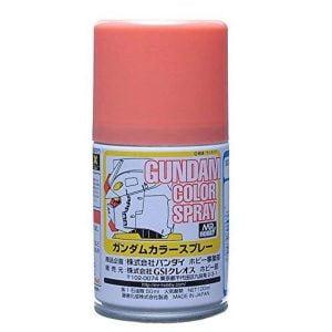 Mr Color G Gundam Color Spray Char Pink SG10