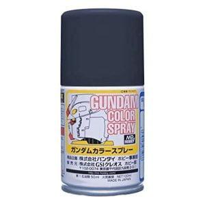 Mr Color G Gundam Color Spray Phantom Gray SG15