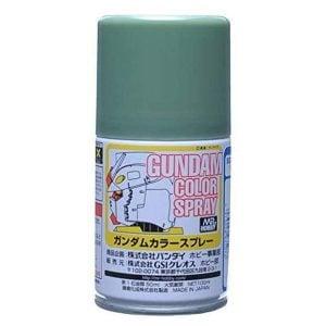 Mr Color G Gundam Color Spray Deep Green SG07
