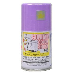 Mr Color G Gundam Color Spray Purple SG08