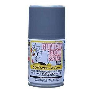 Mr Color G Gundam Color Spray Gray for Zeon SG09