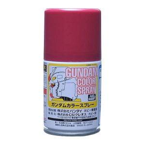 Mr Color G Gundam Color Spray Char Red SG11
