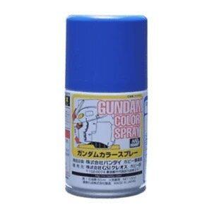 Mr Color G Gundam Color Spray Zeta Blue SG13