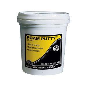 Woodland Foam Putty Pint 1447