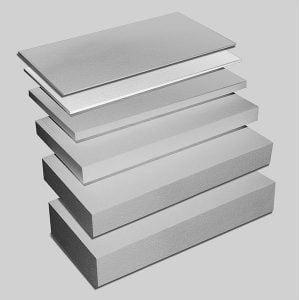 "Woodland Foam Sheet 1/2""X1'X2' 1423"