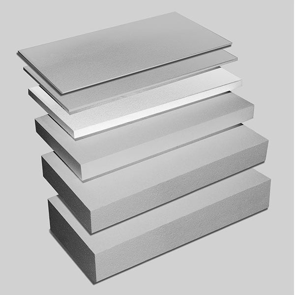 "Woodland Foam Sheet 1""X1'X2' 1424"