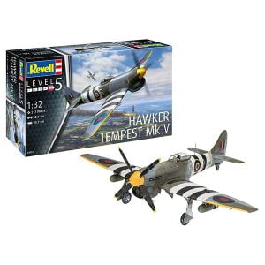 Revell 1:32 Scale Hawker Tempest V RVG 03851