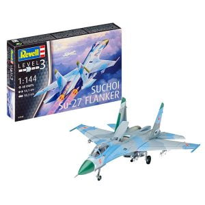 Revell 1:144 Scale SU-27 Flanker RVG 03948