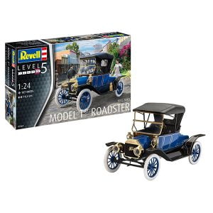 Revell 1:24 Scale 1913 Ford Model T Roadster RVG 07661