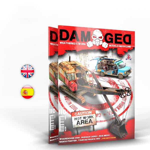 Abteilung 502 Damaged Issue 10 ABT736