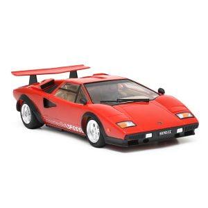 Tamiya Lamborghini Countach LP500S Red Body 1:24 Scale 25419