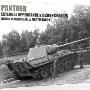 Abteilung 502 Panther External Appearance and Design Changes ABT601