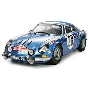 Tamiya Alpine Renault A110 Monte-Carlo 71 1:24 Scale 24278
