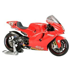Tamiya Ducati Desmosedici 1/12 Series 14101