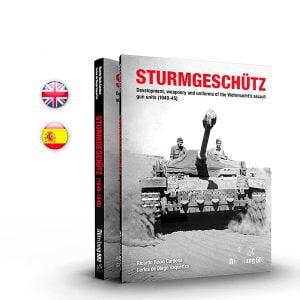 Abteilung Sturmgeschutz 1940-45 ABT724