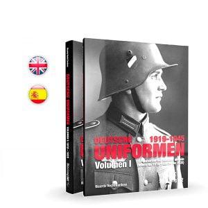 Abteilung Deutsche Uniformen 1919-1945 Volume 1 ABT730