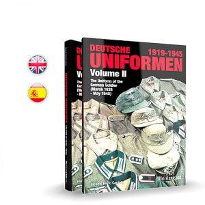 Abteilung Deutsche Uniformen 1919-1945 Volume 2 ABT738